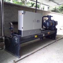 Refroidisseur refroidi à l'eau de laboratoire liquide de basse température