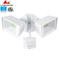 Lumières d'inondation menées extérieures de la lumière 30W 20w 10w LED de la sécurité LED de mouvement d'ETL DLC