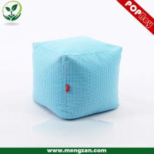 2013 уникальный кубический стул beanbag, мебель сидя куб