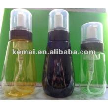 Foam pump bottles