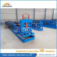 Stahlpfettenstruktur CZ Pfettenformmaschine