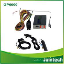 Système de suivi GPS de voiture pour la gestion de flotte