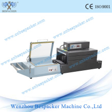 Small L-Bar Sealing and Shrink Wrap Machine with Ce