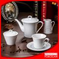 Eurohome fabricante de blanco de porcelana, juegos de comedor