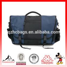 Clean style modern messenger bag mens shoulder bag with dedicated space (ES-Z332)