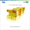 Micro-channel Water Cooled Vertical Stack 100w laser diode