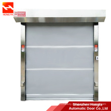 pvc rapid roll up door