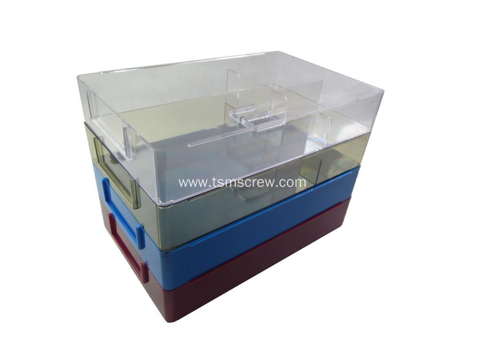 Eyewear Lab Size Plastic Job Tray
