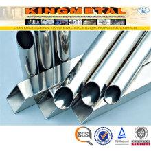 201 202 tubo de aço inoxidável especial tubo de móveis