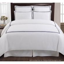 Juego de cama de hotel más vendido Ropa de cama de hotel de temporada