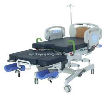 Multi-Purpose Electric Hospital Labour Bed