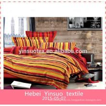 Barato Textiles para el hogar cama suiteHome textil cama suite 100% jacquard satén de algodón de cuatro piezas