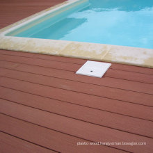 Outdoor WPC Swimming Pool Flooring