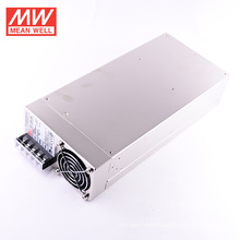 MEANWELL RSP series 48v switching power supply with PFC CB CR UL SP-750-48