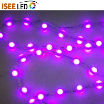 Luz de bola LED 3D de video Madrix SPI