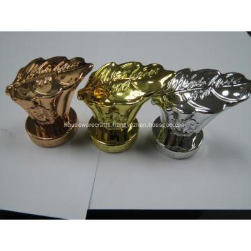 plating metalizing bottle cap