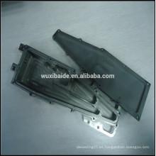 CNC mchining piezas de titanio / componentes para el marino, partes de titanio cnc mecanizado de servicio Fabricante