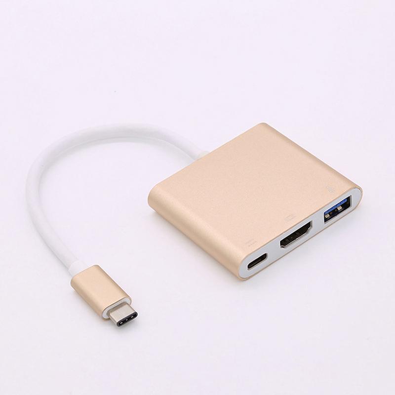 USB Type C To HDMI USB 3.0 HUB