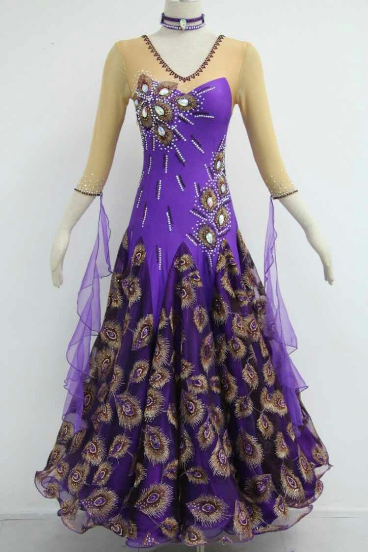 Ballroom dress plus size