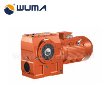 High efficiency 90 degree transmission gearbox