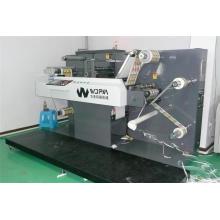 Sello rotatorio máquina de corte con alta precisión
