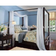 Rideau à lit / textile