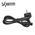 SIPU eu ac plug câble d'ordinateur portable standard