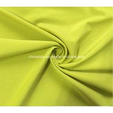 Tecido de roupa interior de cor amarela (HD2201071)