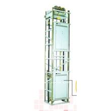 Augmentation de l'ascenseur
