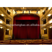 Wholesale ready made electric stage curtain for theatre