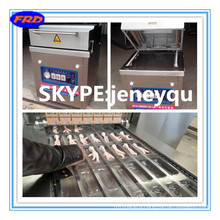 Poultry Meat Automatic Food Vacuum Packaging Machine
