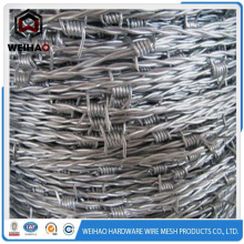 hot-dip galvanized barbed wire price per roll