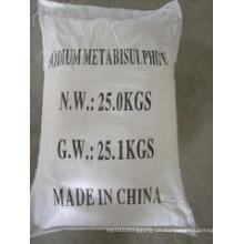 Natriummetabisulfit (SMBS, Na2S2O5) für Food / Industrial Grade