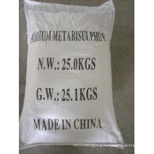 Sodium Metabisulphite (SMBS, Na2S2O5) for Food/Industrial Grade