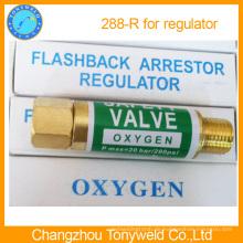 Yamato Ventil Sauerstoff Rückschlag aresstor Sicherheit Vavle 288R für Regler