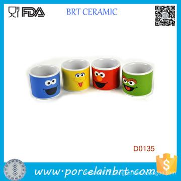 Sesame Street Cute Face Egg Cup