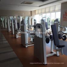 Bauch-Trainingsmaschine der Eignungausrüstung stehende Kalb-Erhöhungs-Maschine 9A019