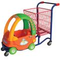 Good selling supermarket kids shopping cart,personal shopping cart,kids metal shopping carts