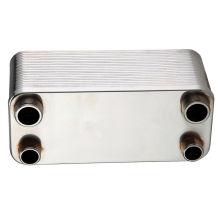 Refroidissement et chauffage de l'échangeur de chaleur à plaques brasées