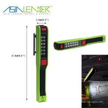 BT-4752 12 pcs LED + 1 laser COB Pen Light