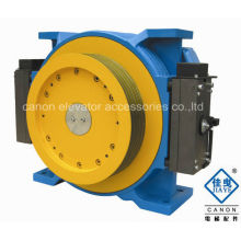 630kg Permanent Magnet Synchronous Home Elevator Traction Machine