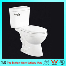 Good Price Types of Two Piece Ceramic Toilet Bowl