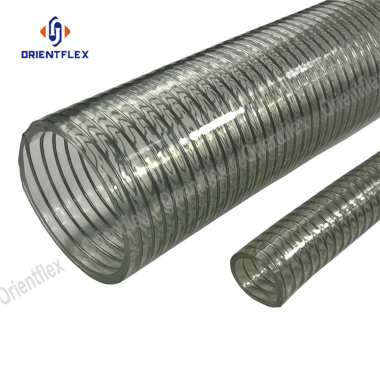Pvc Steel Wire Hose 20
