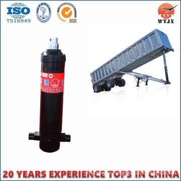 Telescopic Hydraulic Cylinder for Trailer/Dump Truck/Cylinder on Sale