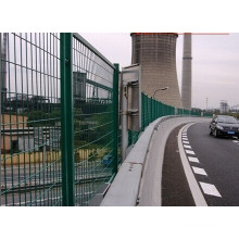 Galvanized Framed Highway Welded Mesh Fence