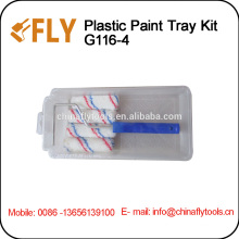 6 pcs Paint Tray Set