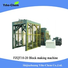FAQT10-20 Machine de fabrication de blocs