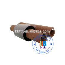 Amostra grátis compatível lavável fita de transferência térmica da impressora