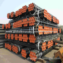 ERW Steel Pipes with API and ASTM StandardsNew