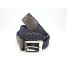 Elastic Woven Mens Belt